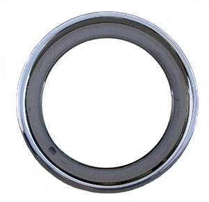TRIM RINGS, 15X8 STAINLESS STEEL SET OF 4 - REPRO