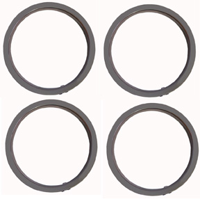 TRIM RINGS, 15X7 Z/28 STAINLESS STEEL SET OF 4 - REPRO