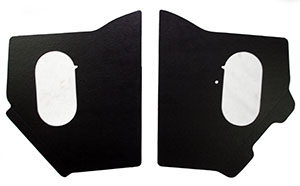KICK PANELS, 62-65 NOVA COUPE-PR