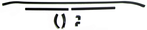 MOLDING, 66-67 NOVA REAR HEADLINER-7PC