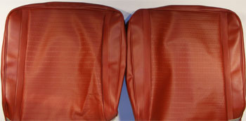 SEAT COVER, 67 NOVA FRONT BENCH