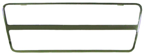PLATE, 68-74 AUTOMATIC BRAKE PAD TRIM