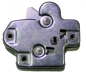 TRUNK LATCH, 62-72  NOVA