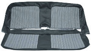 Seat Cover 71 72 Cheyenne Super Houndstooth Bench