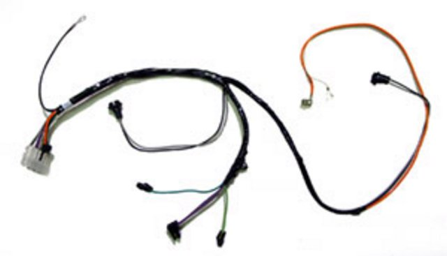 1964 el camino wiring harness