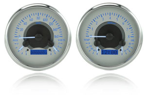 GAUGES, 47-53 CHEVY TRUCK VHX