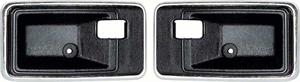 CUPS, 77-81 CAMARO DOOR HANDLE - PAIR