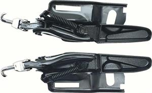 LATCH, 67-69 CAMARO CONVERTIBLE TOP ASSEMBLY (PAIR)