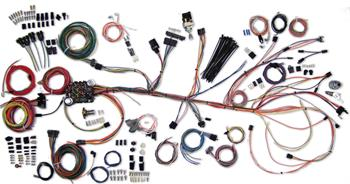 1964-1967 Chevelle El Camino American Autowire Classic Update Harness Kit
