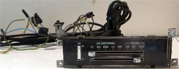 HEATER CONTROL, 70 CHEVELLE/EL CAMINO WITH AIR CONDITIONING - USED2