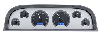 GAUGES, 60-63 CHEVY TRUCK DAKOTA DIGITAL VHX