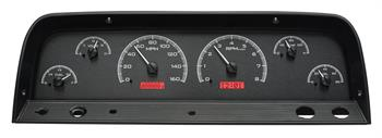 GAUGES, 64-66 CHEVY TRUCK DAKOTA DIGITAL VHX