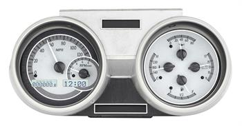 GAUGES, 66-67 OLDSMOBILE CUTLASS DAKOTA DIGITAL VHX (DOES NOT INCLUDE BEZEL)