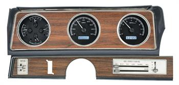 GAUGES, 70-72 OLDSMOBILE CUTLASS DAKOTA DIGITAL VHX (DOES NOT INCLUDE BEZEL)