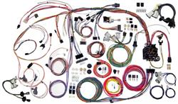 1970-1972 MONTE CARLO American Autowire Classic Update Harness Kit