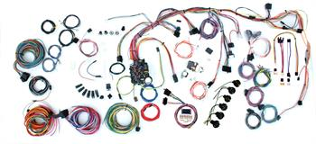 1968 Nova American Autowire Classic Update Harness Kit