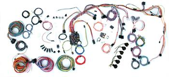 1969-1972 Nova American Autowire Classic Update Harness Kit