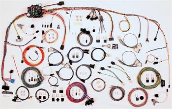 1973-1982 Chevy Truck American Autowire Classic Update Harness Kit
