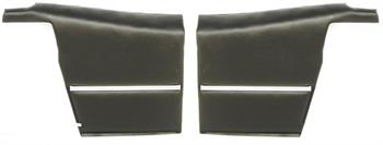REAR PANELS, 68-69 CAMARO DELUXE PREASSEMBLED CONVERTIBLE - PR