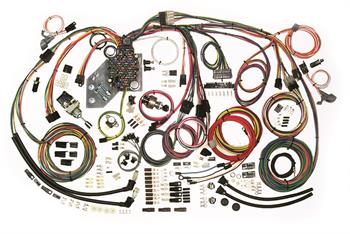 1947-1955 Chevy Truck American Autowire Classic Update Harness Kit