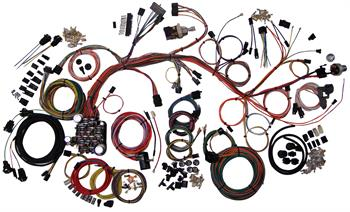 1961-1964 Impala American Autowire Classic Update Harness Kit