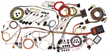 1962-1967 Nova American Autowire Classic Update Harness Kit