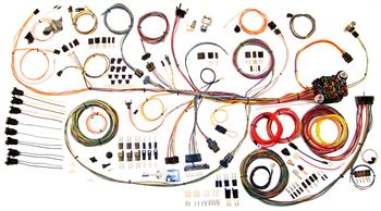 1964-1967 Pontiac GTO American Autowire Classic Update Harness Kit