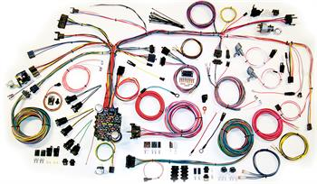 1967-1968 Camaro American Autowire Classic Update Harness Kit