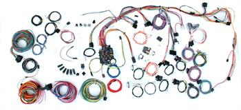 1969 Camaro American Autowire Classic Update Harness Kit