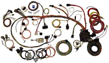1970-1973 Camaro American Autowire Classic Update Harness Kit
