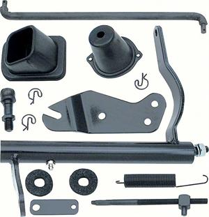 CLUTCH LINKAGE KIT 67-69 CAMARO BIG BLOCK