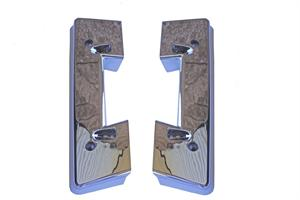 BASE, 64-67 CHEVELLE AND EL CAMINO FRONT ARM REST-PR