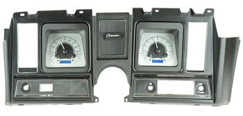 GAUGES, 69 CAMARO DAKOTA DIGITAL VHX WITHOUT CONSOLE GAUGES (DOES NOT INCLUDE BEZEL)
