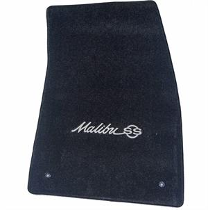 Custom Floor Mats, 64-77 Chevelle - 4 Piece Set