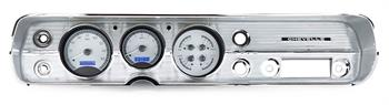 GAUGES, 64-65 CHEVELLE/EL CAMINO VHX (DOES NOT INCLUDE BEZEL)