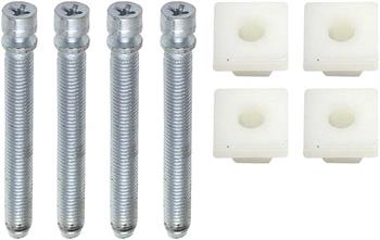 SCREW KIT, 67-69 CAMARO/68-72 CHEVELLE HEADLIGHT ADJUST