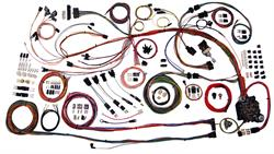 1968-1969 Chevelle El Camino American Autowire Classic Update Harness Kit