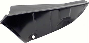 PANEL, 70-73 CAMARO TRUNK DROP OFF-LH