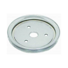 PULLEY, CRANKSHAFT SMALL BLOCK 1 GROOVE-CHROME