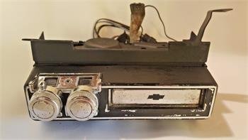 STEREO, DELCO 8 TRACK  - USED