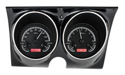 GAUGES, 67-68 CAMARO/FIREBIRD DAKOTA DIGITAL VHX