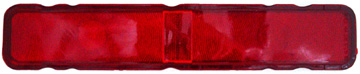 LENS, 67 CA RS TAIL (ALL RED)