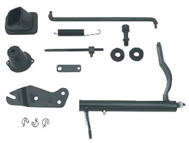 CLUTCH LINKAGE KIT 68-72 NOVA BIG BLOCK