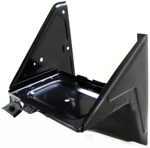 BATTERY TRAY, 67-72 TRUCK ASSEMBLY WITH AC